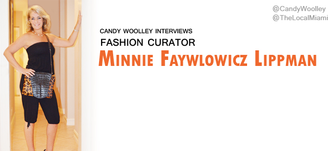 Candy Woolley Fashion Editorial: Interview with Fashion Curator Minnie Lippman