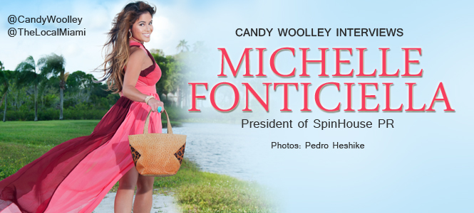 Candy Woolley Fashion Editorial: Interview with Michelle Fonticiella