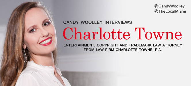 Candy Woolley Fashion Editorial: Interview with Entertainment Lawyer Charlotte Towne