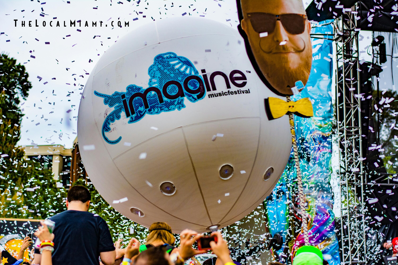 Imagine Music Festival 2015 Pictures