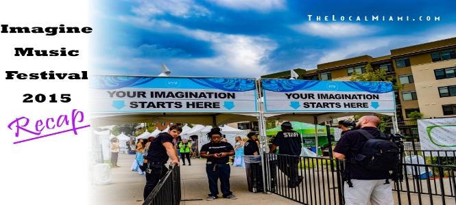 Imagine Music Festival 2015 Recap