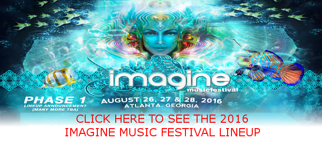 Imagine Music Festival 2016 Lineup Announced!